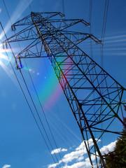 Stabile Strompreise bei der EVF