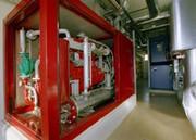 Stromanlage der EVF