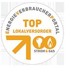 Zertifikat Top Lokalversorger