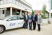 EVF übernimmt die Betriebsführung des Trinkwassernetzes in Albershausen