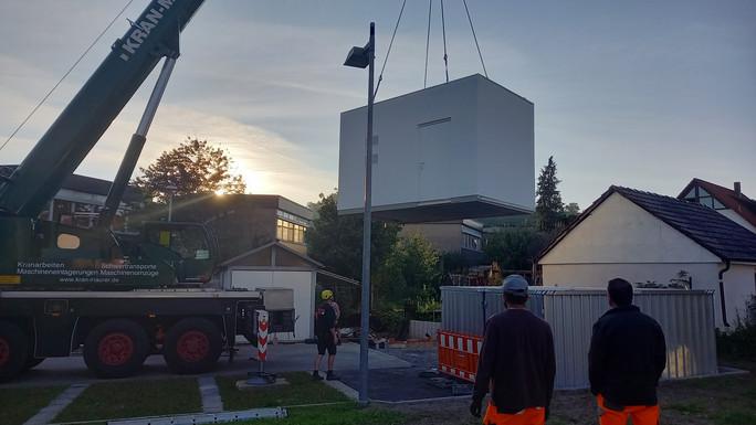 Meilenstein beim Glasfasernetzausbau Holzheim erreicht