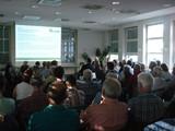 Erfolgreiche Mitgliederversammlung mit 70 Teilnehmern