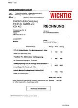 Warnhinweis!