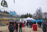 Richtfest am EVF-Datacenter im Stauferpark