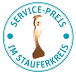 Service-Preis im Stauferkreis